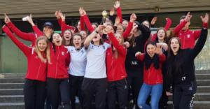 U21 Damen | Gruppensieg!