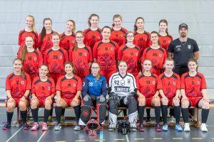 U21 Damen | U21 Damen: Gelungener Start ins neue Jahr trotz VAR Diskussionen