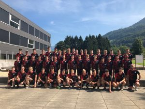 Junioren U18/U21 | Trainingsweekend