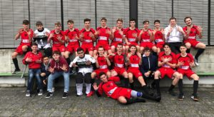 Junioren U18 | 10. Sieg im 10. Saisonspiel