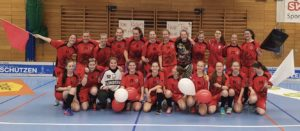 U21 Damen | Erster Playoff-Sieg!
